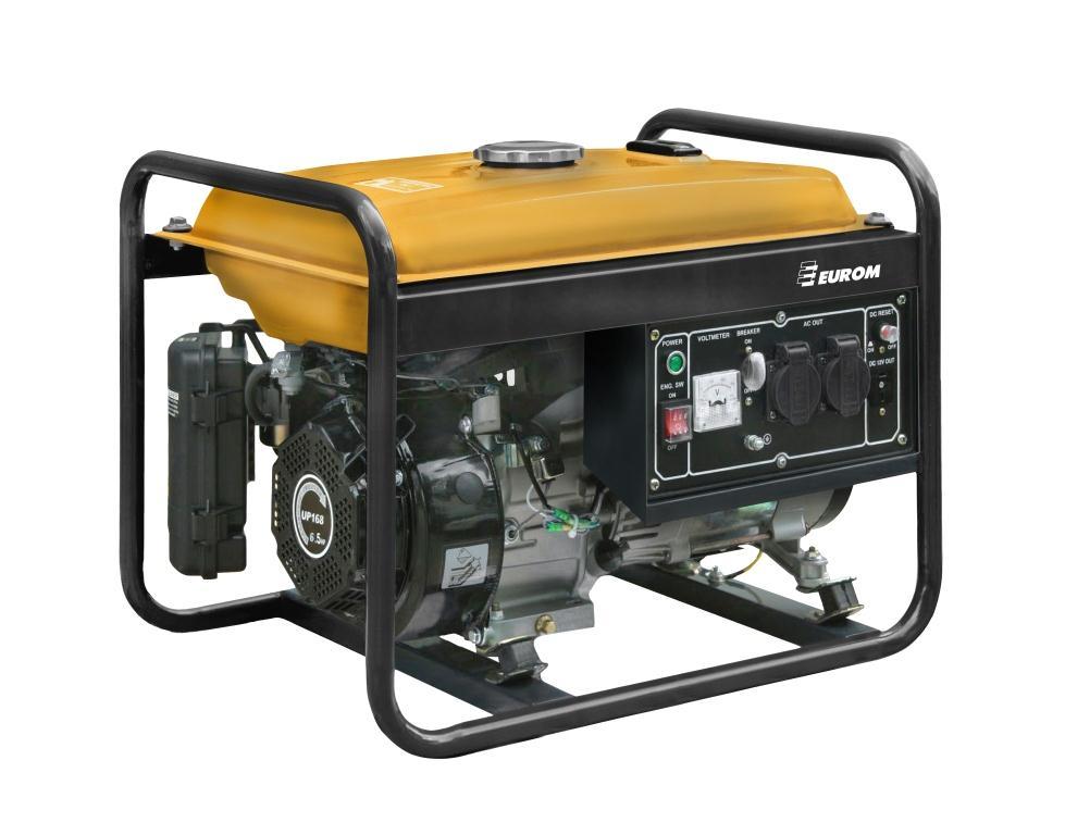 aggregraat eurom 2200 watt