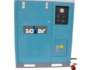 compressor 4 kw 8 bar gedempt